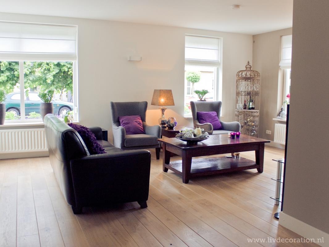Interieuradvies verkoopstyling van livdecoration for Bouwen en interieur