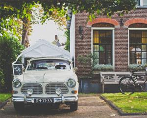 Styling bruiloft, Klundert